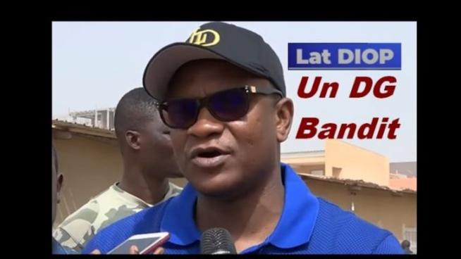 A peine nommé…le DG de la Lonase agit contre les intérêts du président Macky