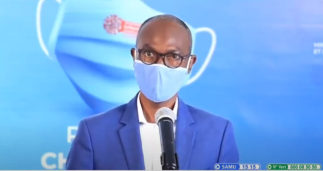 """Pr. Seydi:""""Actuellement, il y a beaucoup de patients graves qui refusent de venir à l'hôpital du fait de la stigmatisation et..."""""""