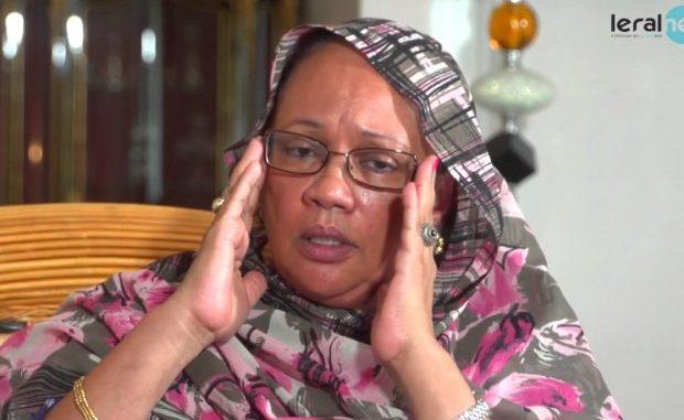 Retour en prison demain ,Fatima Raymonde Habré , l'épouse de Hissein Habré brise le silence
