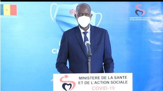 Dernière minute – Coronavirus : Le Sénégal enregistre 89 nouveaux cas et 110 guérisons, ce mardi 9 juin