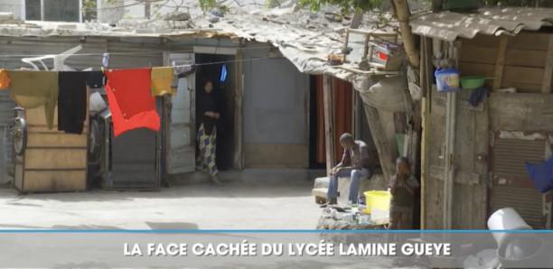 L'HISTOIRE D'UN TAUDIS INSTALLÉ AU CŒUR DU LYCÉE LAMINE GUÈYE