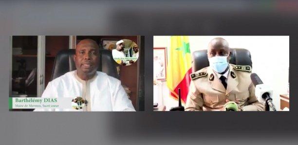 Le préfet de Dakar tranche, Barthélemy Dias refuse