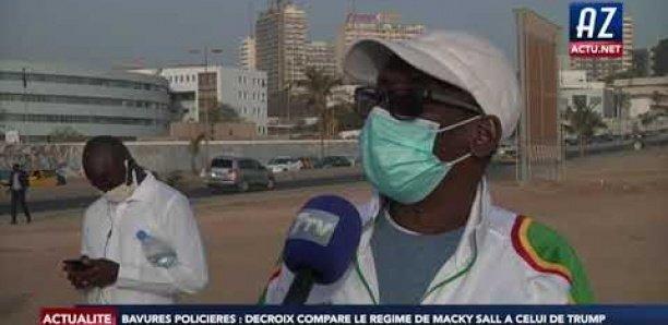 Bavures Policières: Mamadou DIOP DECROIX compare le régime de Macky SALL à celui de Trump