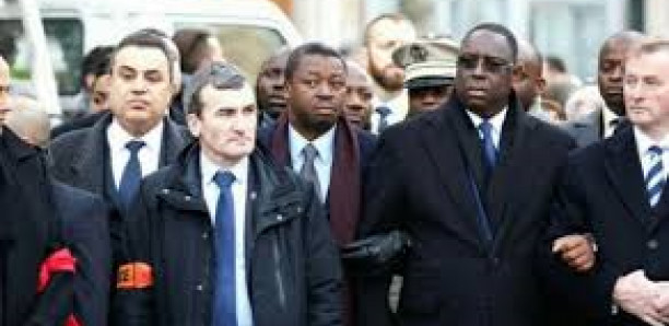 "Alioune TINE: "" Macky SALL était Charlie Hebdo, il n'est toujours pas George FLOYD... """