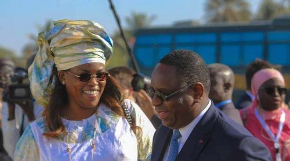 L'histoire secrète jamais racontée entre Macky, Marième et Mamadou Talla