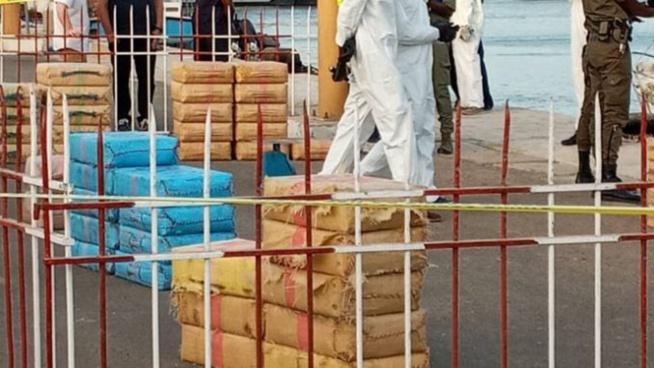 Saisie de 5 tonnes d'haschich au Port : Des Sénégalais arrêtés en Espagne