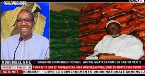 """Abdoul Mbaye: """"Mon problème avec Bocar Samba Dieye…"""""""