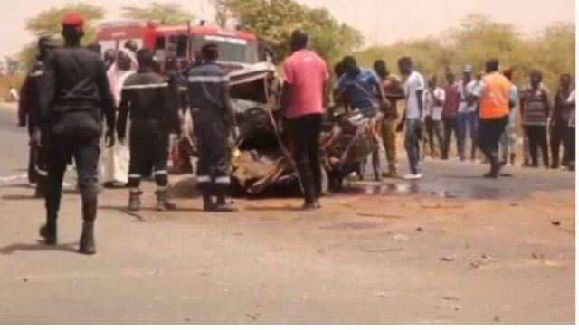 Drame à Ziguinchor : Un camion percute une moto «Jakarta» et fait un mort