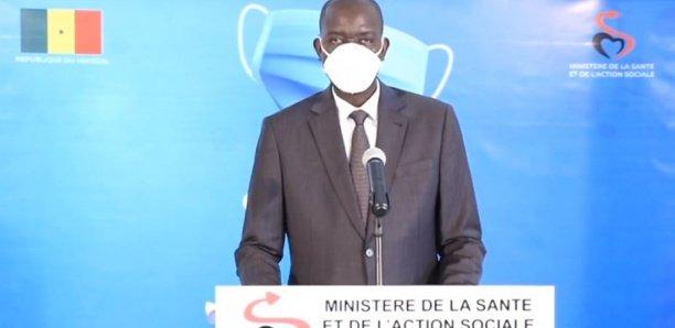 Covid-19 au Sénégal : 1 cas importé, 22 patients en réa et 94 nouveaux tests positifs