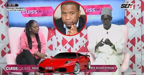 Guiss Guiss: Père Mbaye Ngoné remercie Bougane de l'avoir offert une voiture et raconte une anecdote avec Serigne…