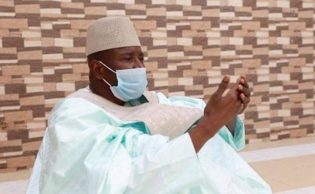 En contact avec une personne infectée au coronavirus, les résultats du test d'Aly Ngouille Ndiaye dévoilés