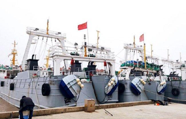 Pêche: 7 navires chinois bénéficient de certificats de nationalité sénégalaise, délivrés par l'Anam