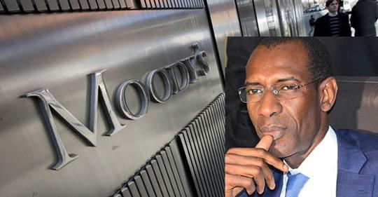 Dette du Sénégal: L'agence Moody's dégrade la signature du pays, le gouvernement minimise