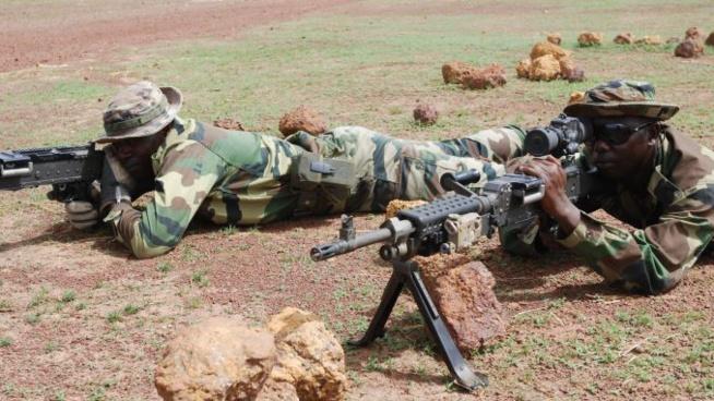 Explosion d'une mine : Les 2 soldats blessés évacués d'urgence à Dakar
