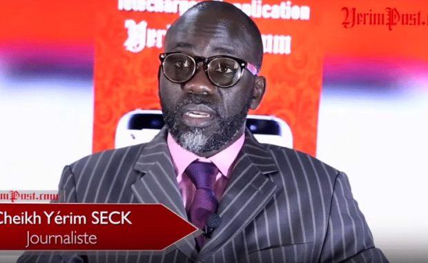 Justice: Une Nouvelle de dernière minute pour Cheikh Yérim Seck