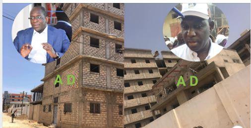 """Alioune Sow : """"Abdoulaye Diouf Sarr n'osera jamais dénoncer les terrains """"illégaux"""" d'Adama Faye à Yoff"""""""