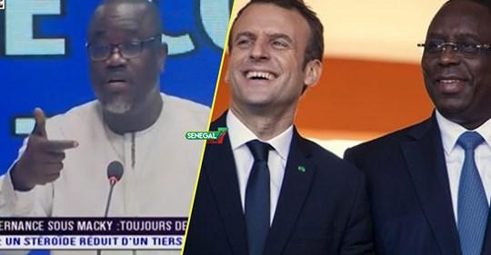 Mouth Bane: « Les français ont mis la main sur tous les secteurs stratégiques au Sénégal »
