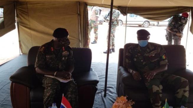 Remous en Casamance : Rencontre entre les Cemga du Sénégal et de la Gambie :Voici ce qu'ils se sont dit