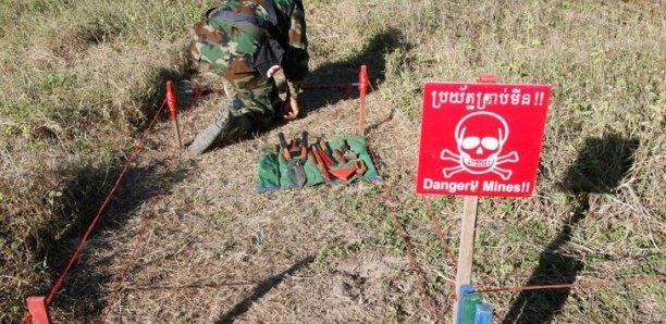 Explosion d'une mine : Des nouvelles des soldats blessés internés à l'hôpital Principal