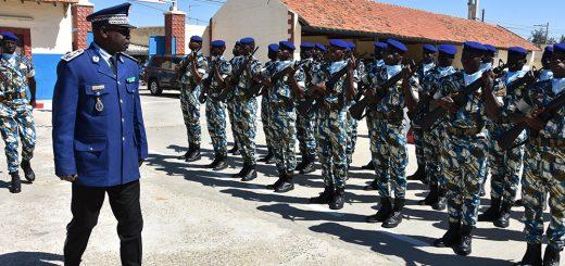 Covid-19 : Mauvaise nouvelle pour l'Ecole de la gendarmerie de Fatick !!