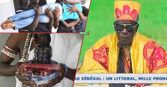 Jaraaf Youssou Ndoye: « Rab Bi Magone Sénégal, Di Maamou Djiné Maimouna Ouakam Ladaane Dioulé, Waya Casamance La… »
