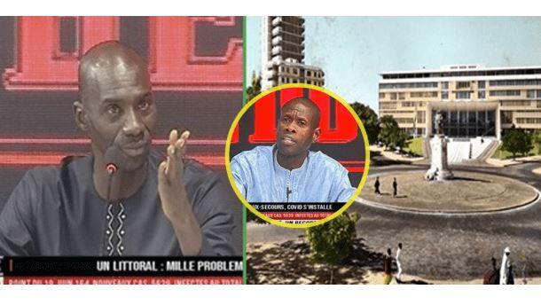 Quand Ahmed Suzanne Camara corrige Omar Faye: « Immeuble Bi Nekk Wétou Assemblée Kenn Diayouko »