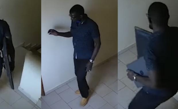 l'appartement de Ndoye Bane cambriolé