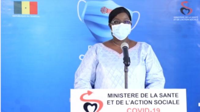 Covid-19 au Sénégal : 2 nouveaux décès, 21 cas graves en réa et 105 tests positifs