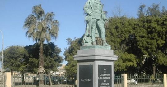 """Statue de Faidherbe : """"C'est le moment de l'enlever pour la ranger dans un musée des atrocités"""""""