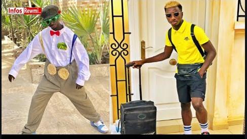 Grâce à sa comédie, Bouba Deumbao décroche un job chez les américains