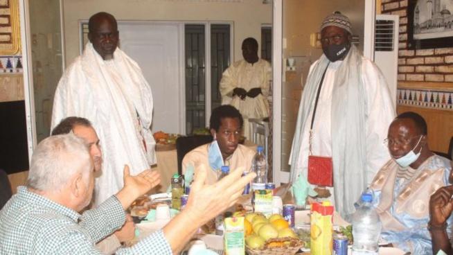Les révélations de Ablaye Mbaye Pekh sur les dessous de la visite de la famille Fares à Touba