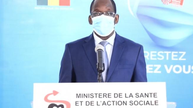 URGENT. 64 nouveaux cas de covid-19 enregistrés en ce Mardi 23 Juin 2020 au Sénégal