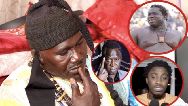 Khadim Ndiaye «Yékini a détruit ma vie mystiquement, Wally Seck na moytou nakh thione Seck moy