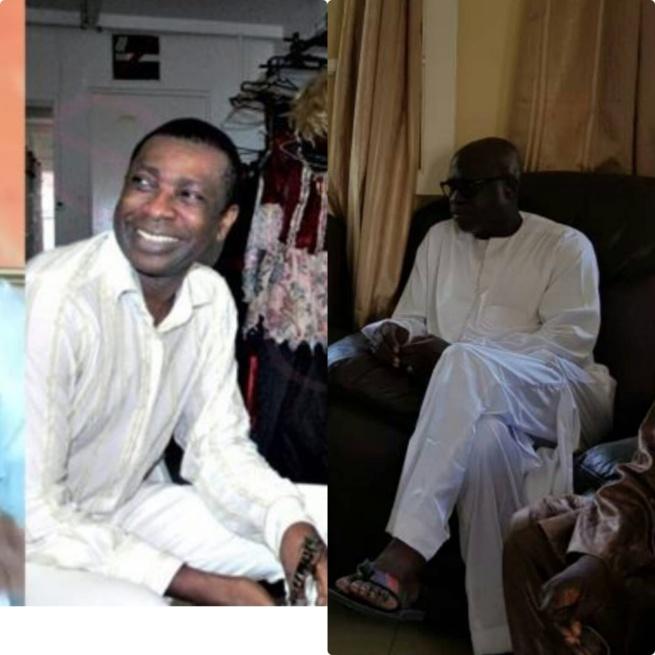 Réponse de Malang Sadio à Saint Louis Mané: FEKKE MA CI BOOLE à la villa 70, Cité Biagui , témoin de toute l'histoire.