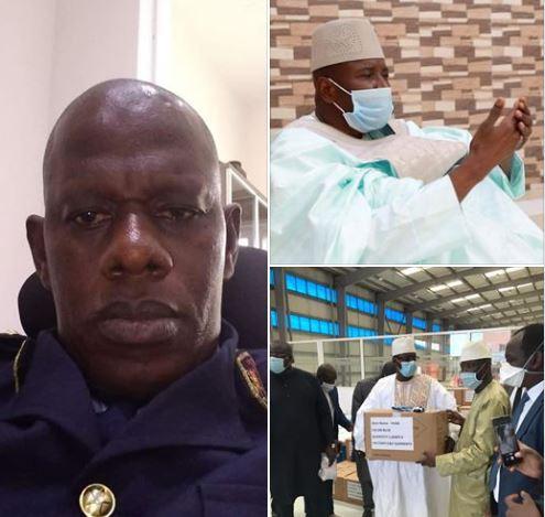 Coronavirus : Le témoignage poignant de Aly Ngouille Ndiaye suite au décès de son assistant