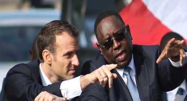 Macky mis en quarantaine : Macron annule sa visite à Dakar