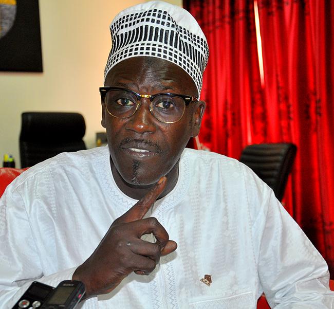 Les précisions de Seydou Gueye sur Macky Sall : « Le Président n'est pas malade, il n'est même pas un cas suspect»