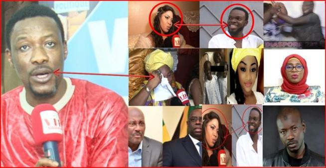 """TANGE SHOW: Affaire Cheikh Yerim et l'avortement de Ng Niang, Djidiak fera face au juge, mariage de deux animateurs, commissaire Sadio traite de """"gordjiguene""""... kawtef sama niarel deffa am farr...."""