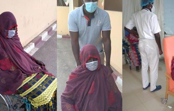 (Triste vidéo) Gadaye: l'une des femmes violentée par les policiers fini aux urgences