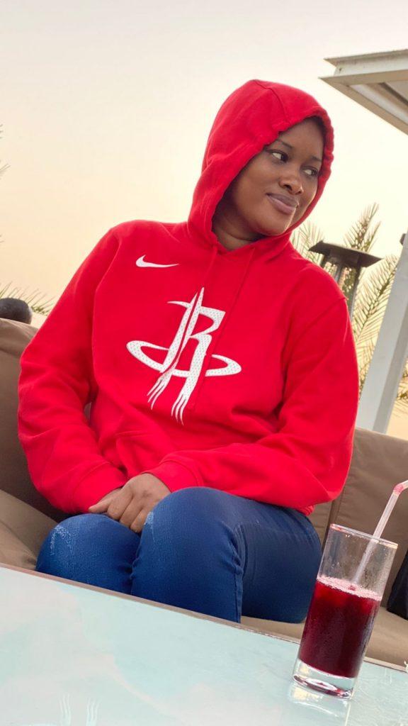 L'animatrice Khady Ka en toute complicité avec son mari footballeur