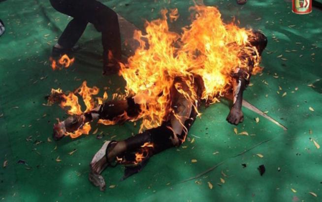Suicide: Le Sénégalais Ahmet Coly se donne la mort par immolation au Maroc