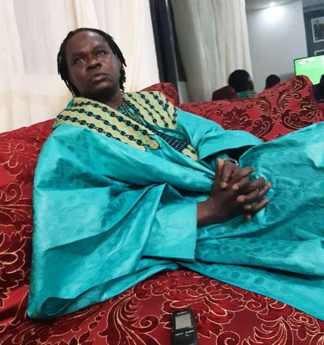 Baba Maal : « Serigne Pape Malick Sy a dirigé la prière mortuaire de mon fils »