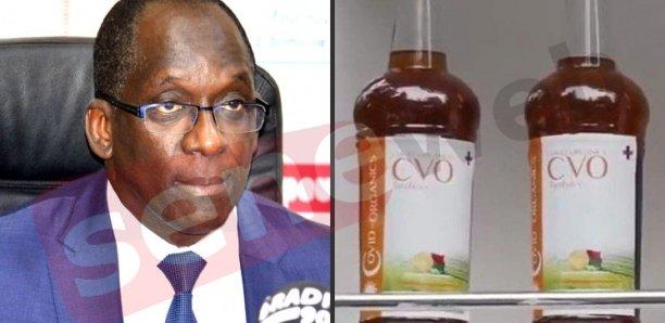 Utilisation du Covid-Organics: Diouf Sarr fait une révélation de taille