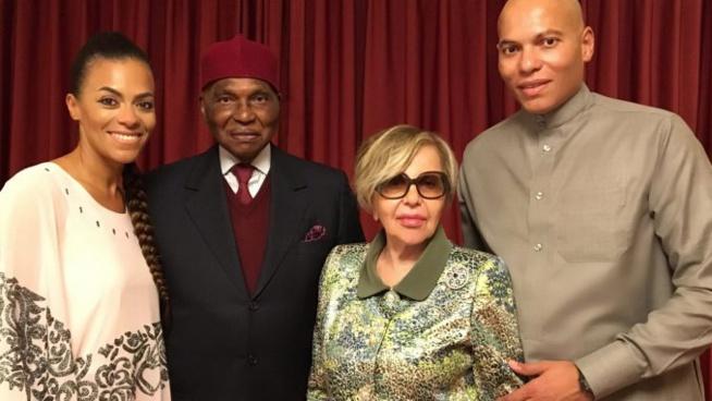Tivaouane: « Considérez-nous, Karim Wade et moi, comme… »