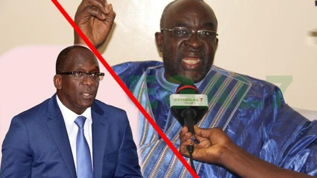 Cissé Lo: « Diouf Sarr Ak Ministre du commerce Khamouniou Darra, dinako door bamou.. »