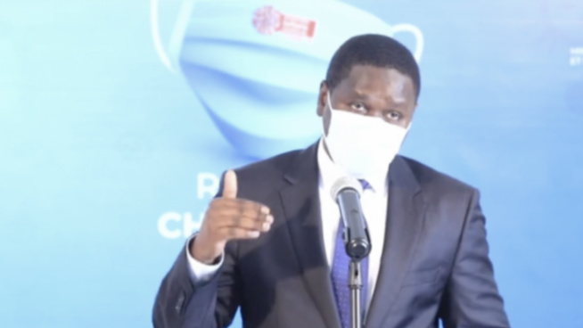 """Oumar Youm: """"La Covid-19 Est Bien Contrôlée Au Sénégal…"""""""