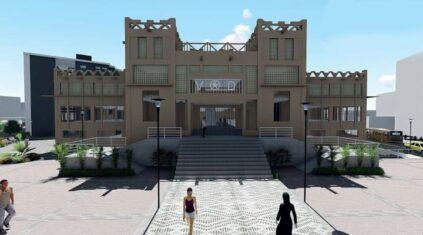 Le marché Sandaga gardera sa forme architecturale, les premières images dévoilées