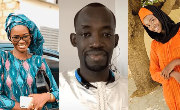 « C'est via Facebook que j'ai appris la m0rt de mon mari…» les confidences de Yayi Bayam LÔ, miss du net
