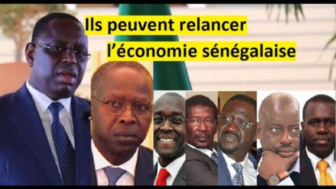 Macky…Et Ces Cerveaux Qui Peuvent Sauver Le Sénégal