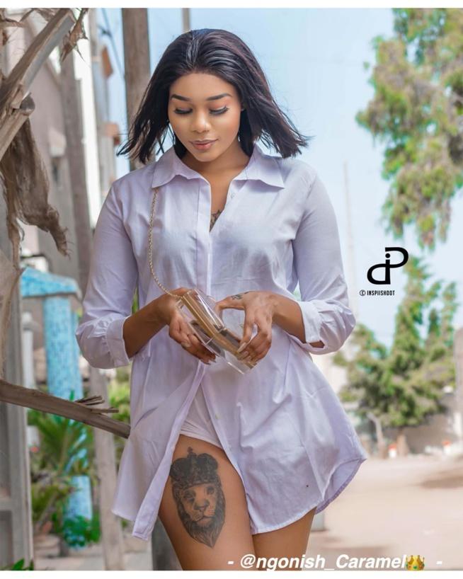 Voici les célébrités sénégalaises accros aux tatouages !